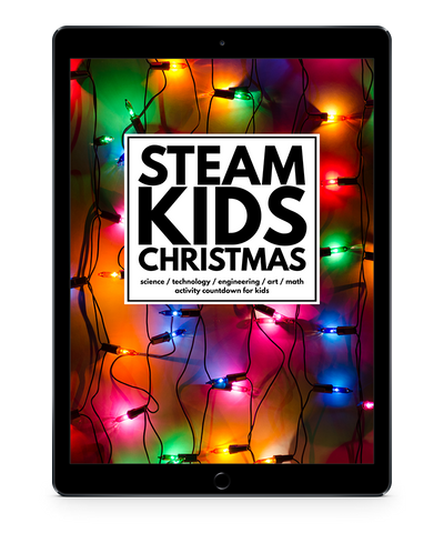 STEAM Kids Christmas Ebook