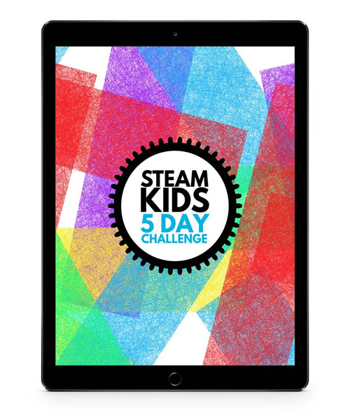 STEAM Kids 5 Day Challenge