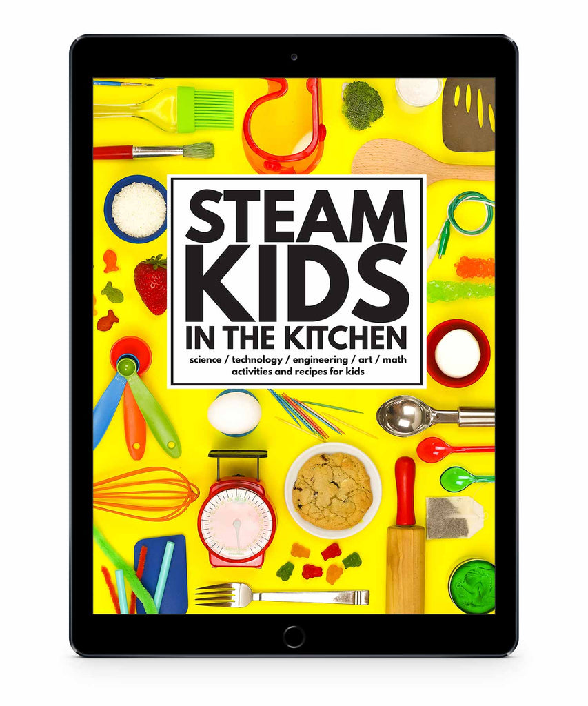 STEAM Kids in the Kitchen EBook