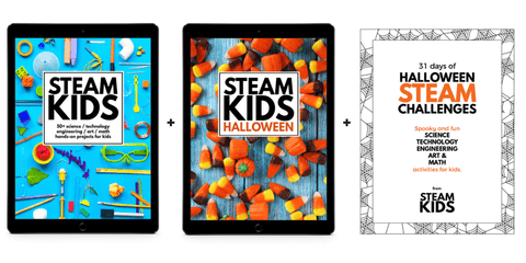 STEAM Kids Halloween Bundle