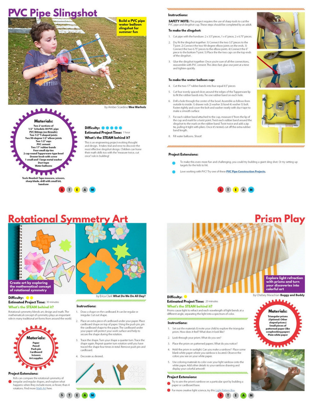 28 Days Of Hands On Stem Activities For Kids Left Brain Craft Pinterest Science Projects Fair And Stems Right Carousel Arrow