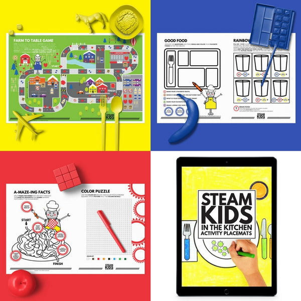 STEAM Kids All Book Bundle