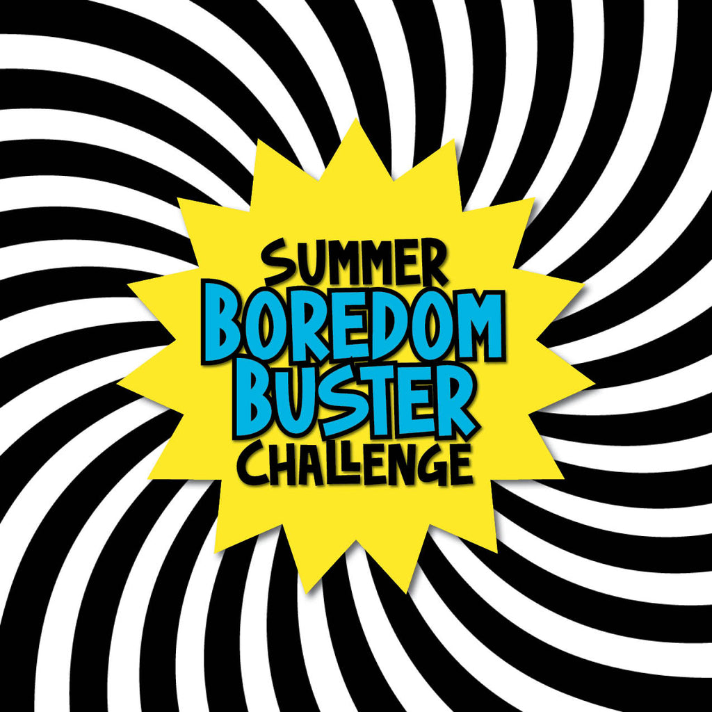 Summer Boredom Buster Challenge