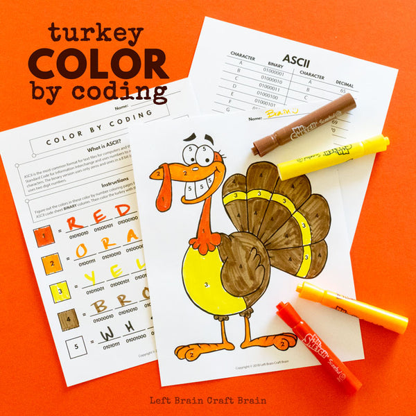 Turkey Color by Coding