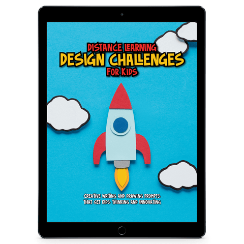 Distance Learning Design Challenges for Kids