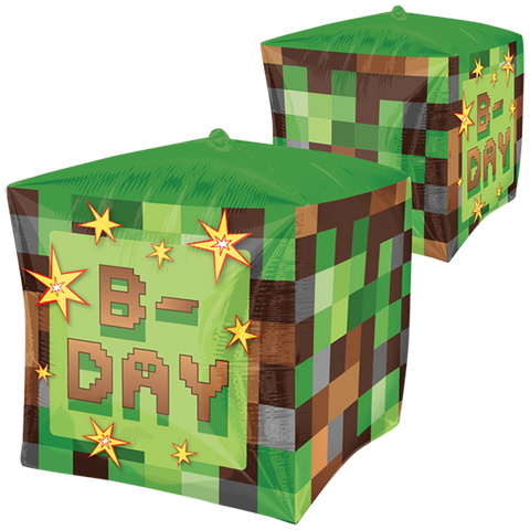 ULT CBZ  B -DAY CUBE