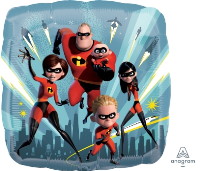 17Q MET INCREDIBLES 2 - Mucho Globo