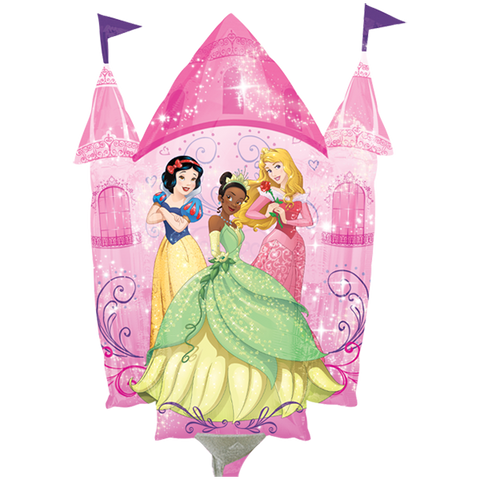 MIN SHP MET Multi-Princess Castle