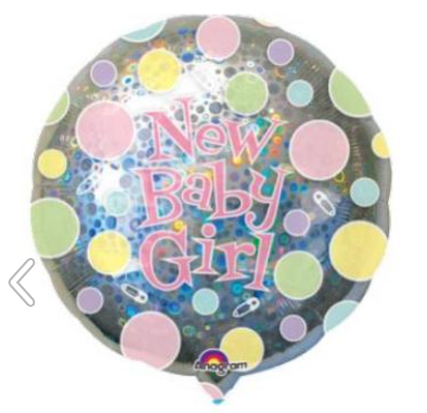 13725/02-32 -NEW BABY GIRLS DOTS