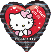 9H MEX: HELLO KITTY PIENSO EN TI