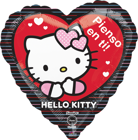 28508/02 - 36  - HELLO KITTY PIENSO EN T