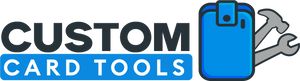 custom card tools logo