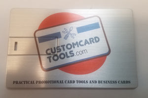 Custom Credit Card USB