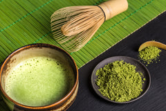 How to drink matcha green tea