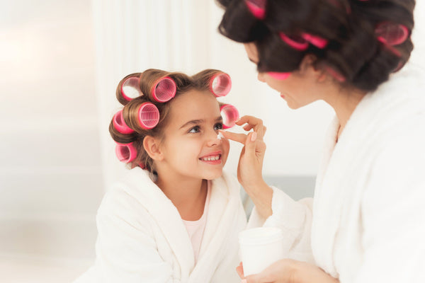 Beauty Lessons Our Moms Taught Us