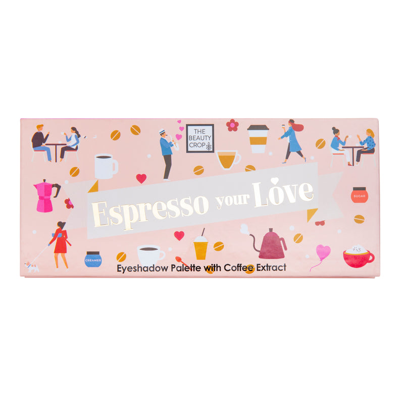 Espresso Your Love Eyeshadow Palette