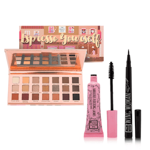 """Espresso Your Eyes"" Makeup Set"