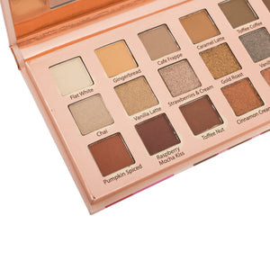 Espresso Yourself Eyeshadow Palette - The Beauty Crop