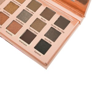 Espresso Yourself Eyeshadow Palette