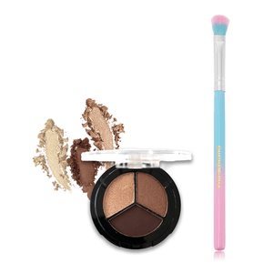 """Mocha Loco"" Makeup Set"