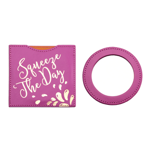 Squeeze The Day Pocket Mirror