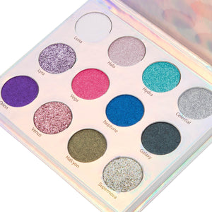"""Gazing Eyeshadow Palette Vault"" Set"