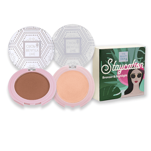 """Staycation Essentials Sardina Sand and Santorini"" Makeup Set"