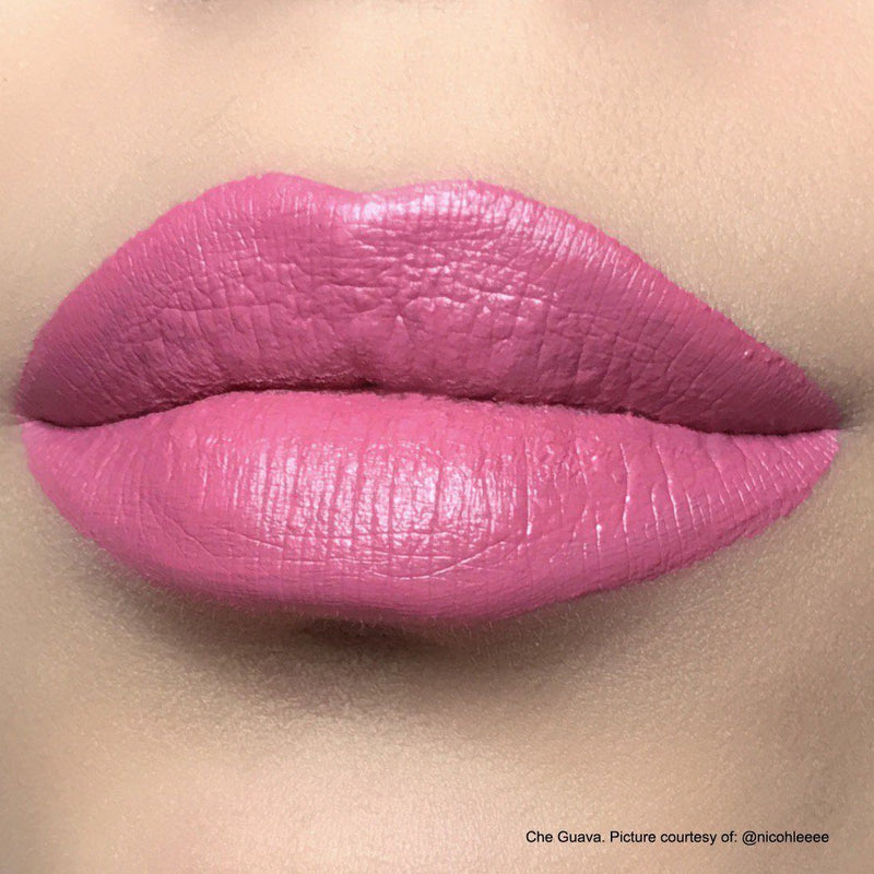 GRLPWR Liquid Lipstick - Che Guava - The Beauty Crop