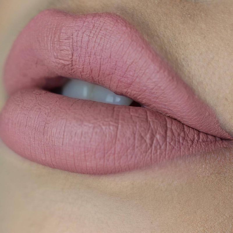 GRLPWR Liquid Lipstick - Rum & Raisin - The Beauty Crop
