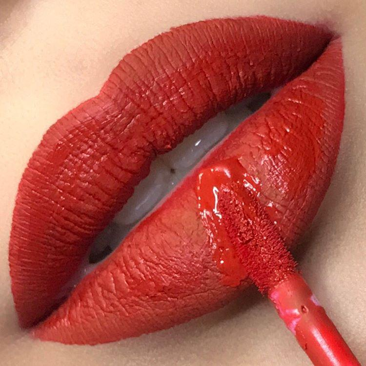 GRLPWR Liquid Lipstick - Apeeling - The Beauty Crop