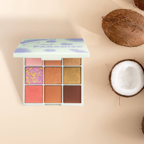 Coco Paradise Eyeshadow Palette