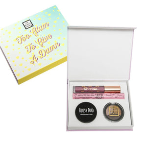 """Too Glam to Give a Damn"" Makeup Kit"