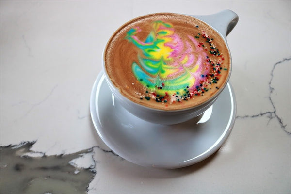 Creative Coffee Art