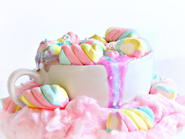 How To Make Pastel Hot Cocoa