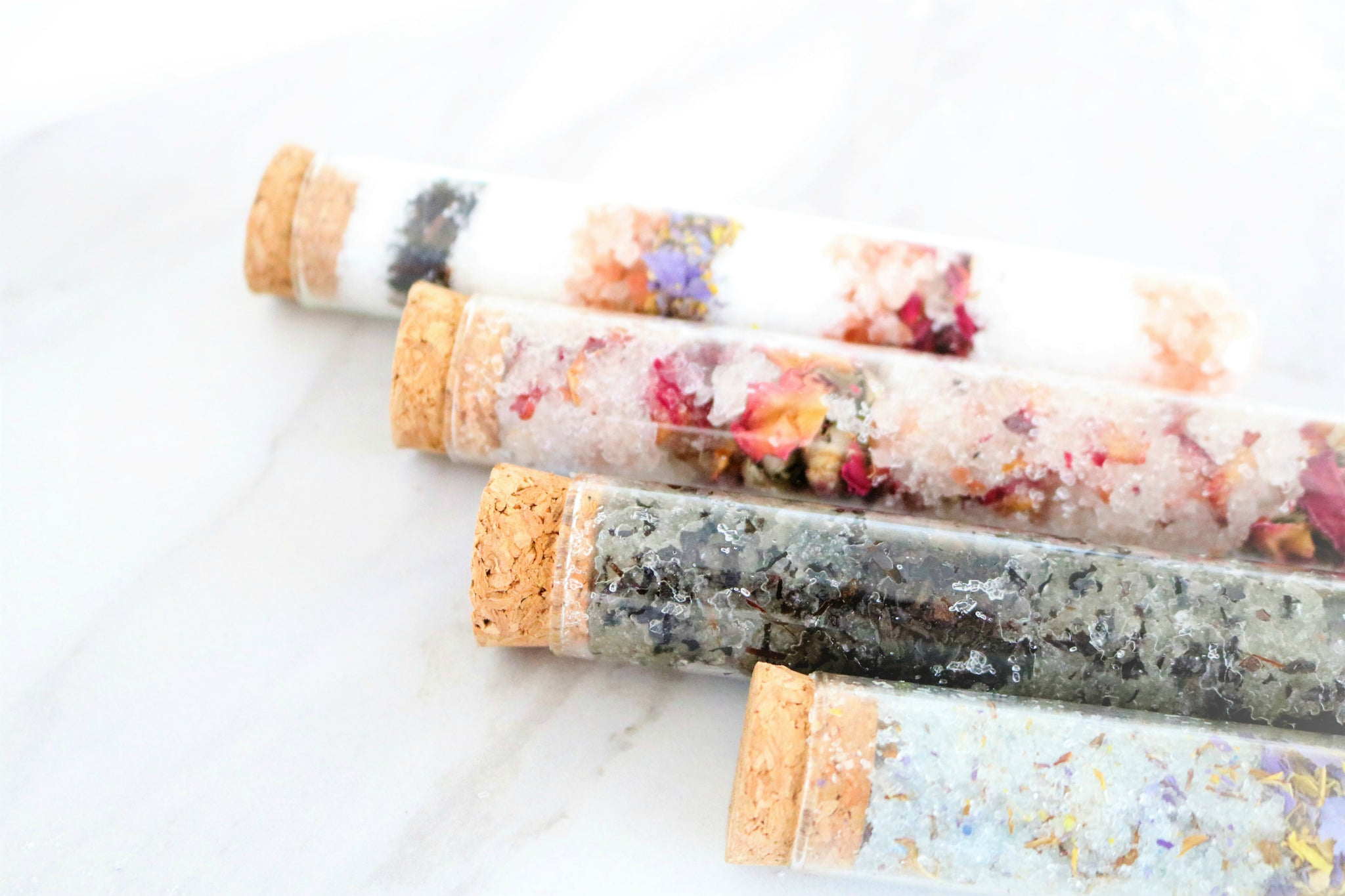 www.foreverdolledup.net  DIY bath salts