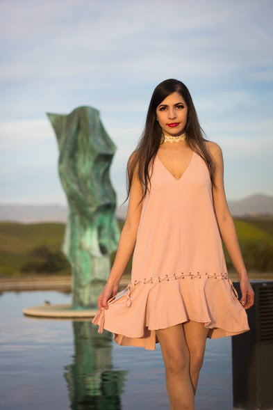 Pretty In Pink Dress Forever DolledUp Fashion