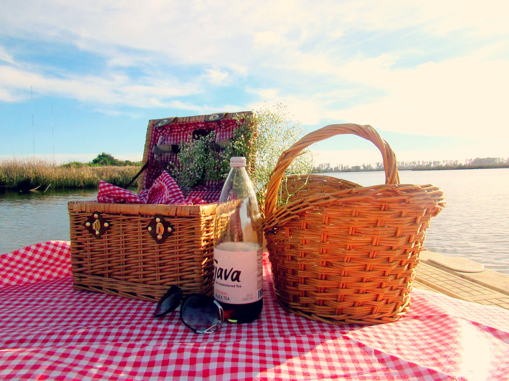 Picnic by water, Summer style