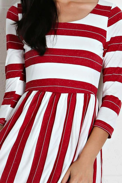 Candy Stripes Dress
