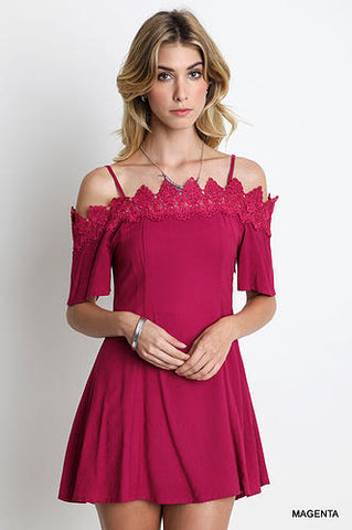 Oh' Lilly Rose  Dress