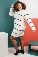 Cincinnati Turtle Neck Sweater Dress
