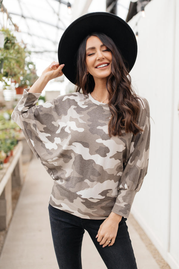 Combat and Camo Top
