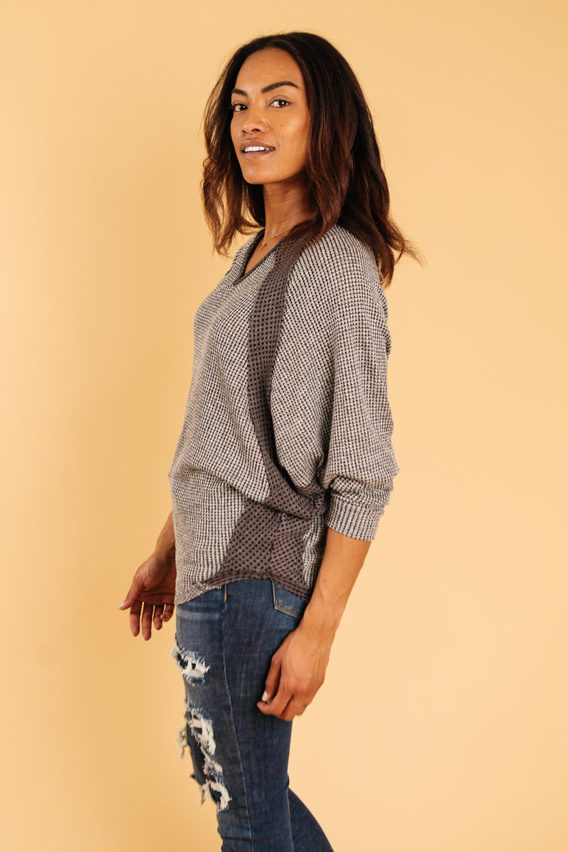 Dolman Sleeve Delight