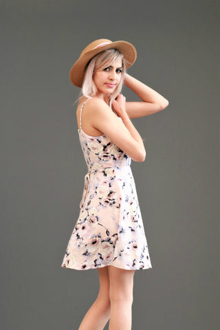 Rose Petal Sundress