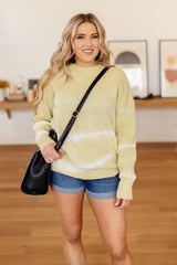 Lime Time Sweater