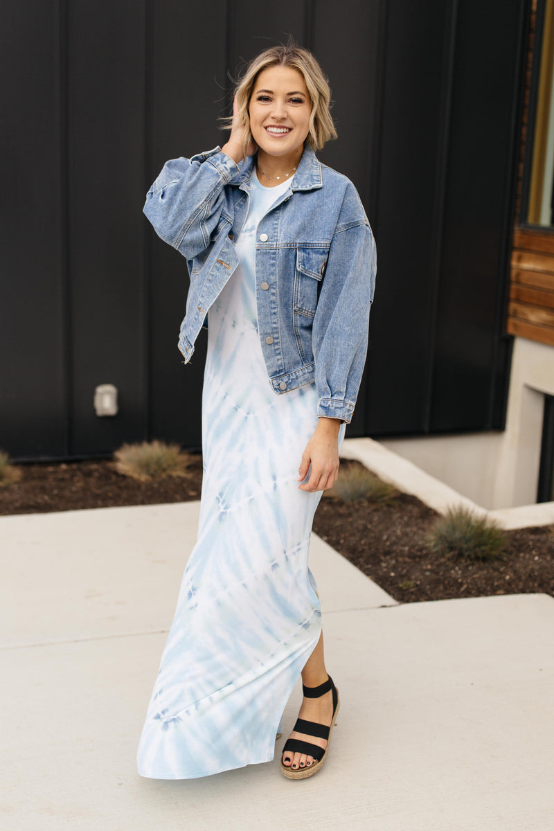 Missed Summer Fling Maxi Dress