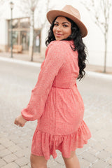Samantha Smocked Bodice Dress