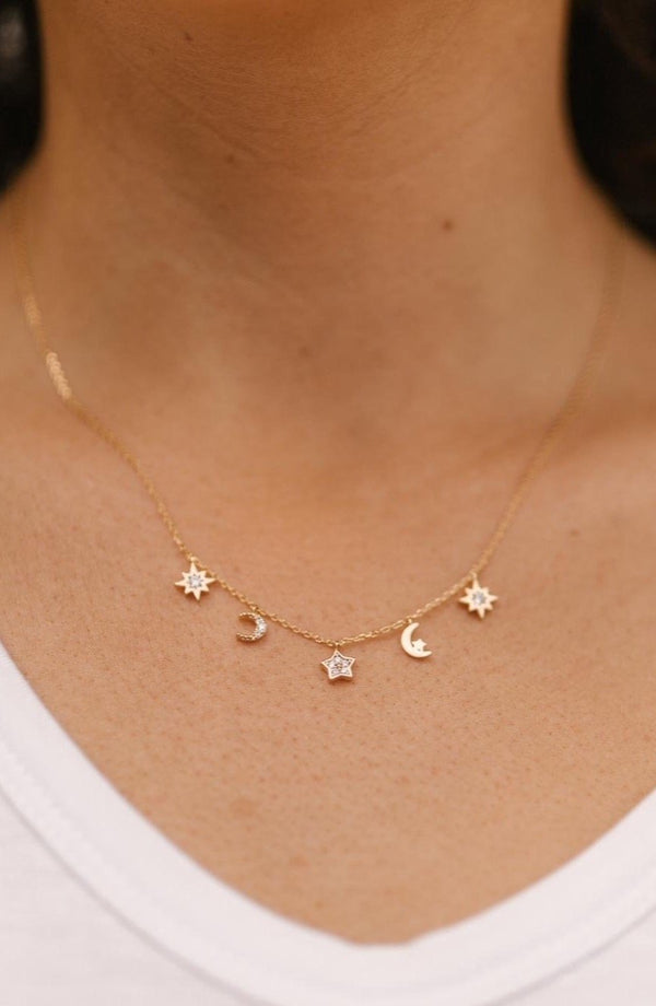 Stargazing Necklace