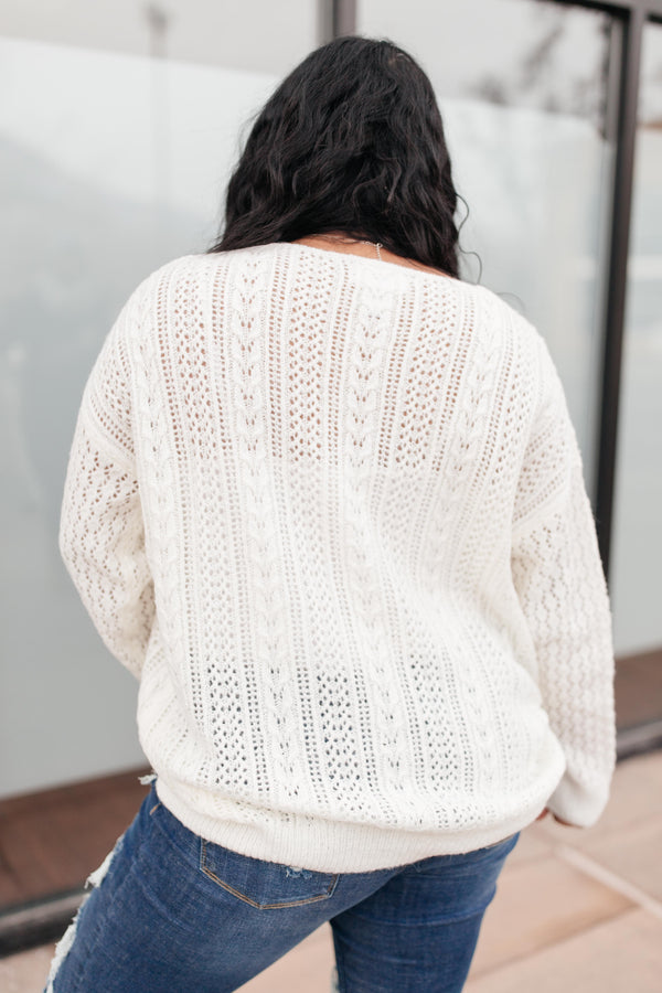 The Cindy Sweater