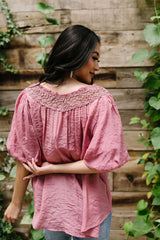Perfect Puff Sleeve Blouse
