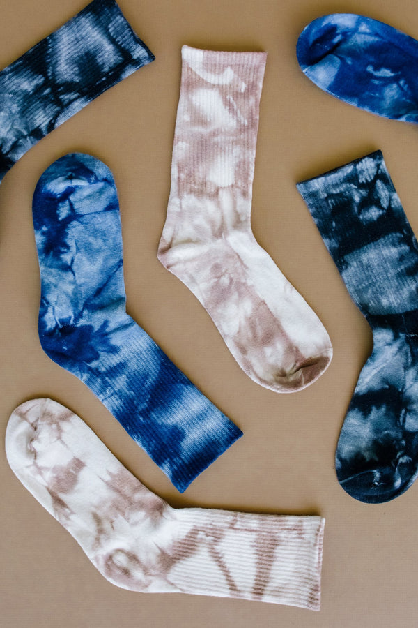 The Big Chill Tie Dye Socks